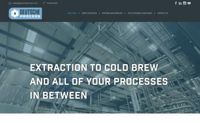 deutscheprocess.com screenshot