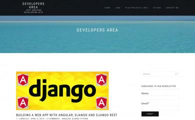 http://devarea.com screenshot