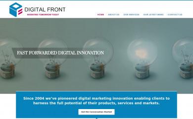 digitalfront.ca screenshot