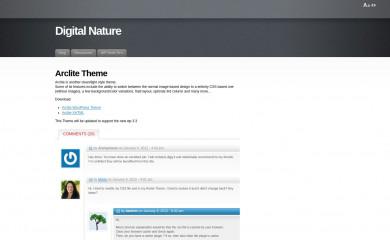 http://digitalnature.ro/projects/arclite screenshot