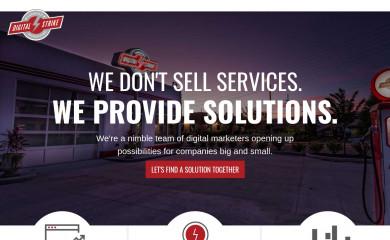 digitalstrike.com screenshot