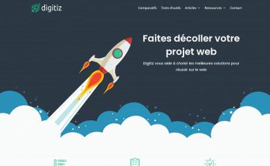 digitiz.fr screenshot