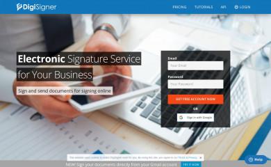 digisigner.com screenshot