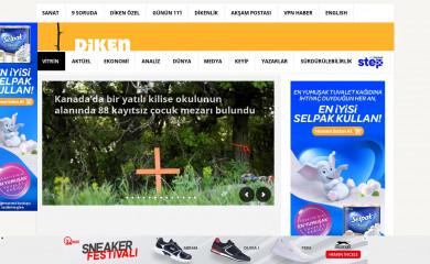 diken.com.tr screenshot