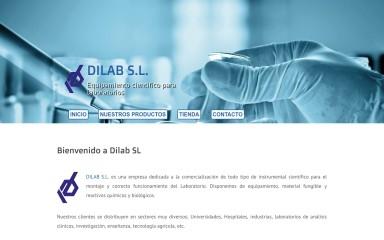 dilab.org screenshot