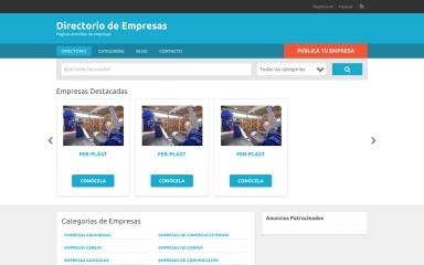 directoriodeempresas.net screenshot
