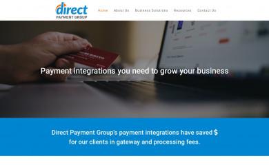 directpaymentgroup.com screenshot