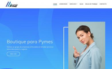 divisionpyme.com screenshot