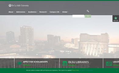 dlsu.edu.ph screenshot