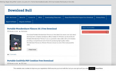 downloadbull.com screenshot