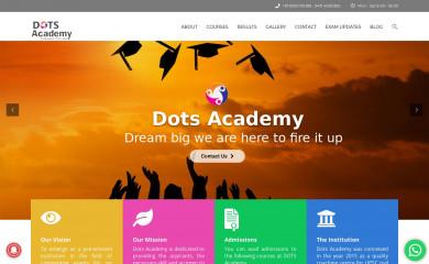 http://dotsias.com screenshot