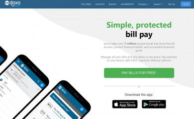 doxo.com screenshot