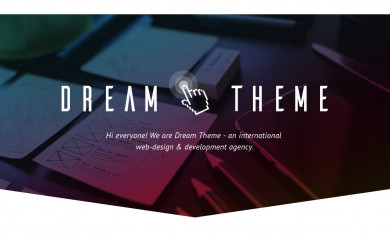 http://dream-theme.com/ screenshot