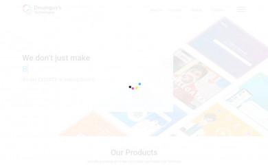 dreamguys.co.in screenshot
