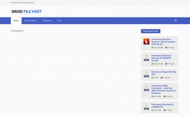droidfilehost.com screenshot
