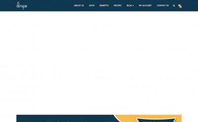 drupepower.com screenshot