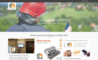 e-remiza.pl screenshot