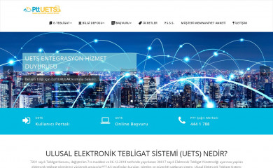 etebligat.gov.tr screenshot