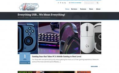 everythingusb.com screenshot