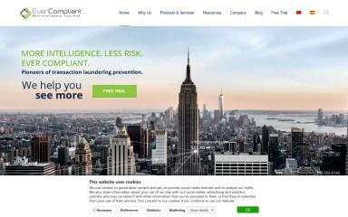 evercompliant.com screenshot