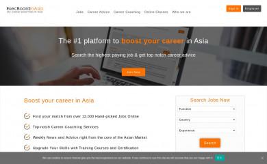 execboardinasia.com screenshot