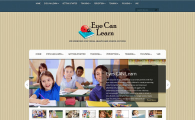 http://eyecanlearn.com screenshot