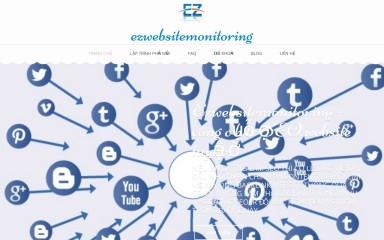 ezwebsitemonitoring.com screenshot