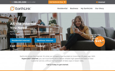 http://earthlink.net screenshot