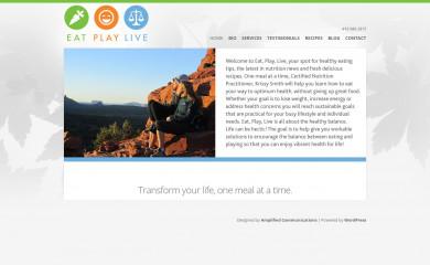 eatplaylivenutrition.ca screenshot