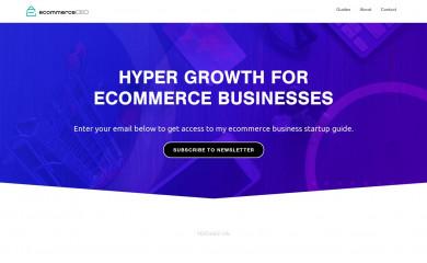 ecommerceceo.com screenshot