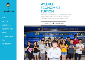 economicstuition.edu.sg screenshot
