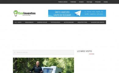 http://ecoinventos.com screenshot
