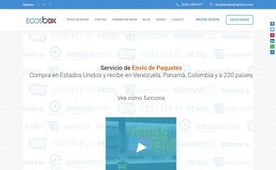 ecosbox.com screenshot