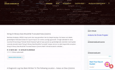 edomurcuk.com screenshot