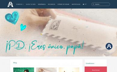 educacionadventista.com screenshot