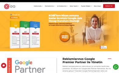 egbilisim.com.tr screenshot