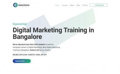 elanchoice.com screenshot