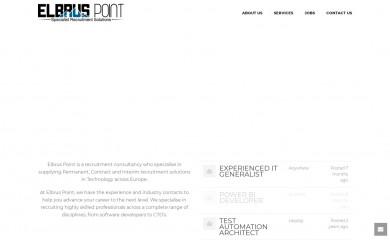 http://elbruspoint.com screenshot