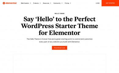 https://elementor.com/hello-theme/?utm_source=wp-themes&utm_campaign=theme-uri&utm_medium=wp-dash screenshot