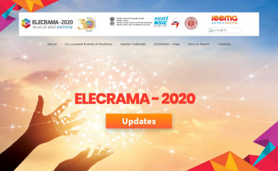 elecrama.com screenshot