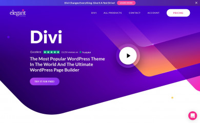 https://www.elegantthemes.com/gallery/divi/ screenshot