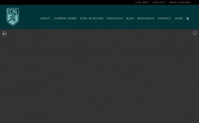 eliteclubsnationalleague.com screenshot
