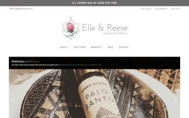 elleandreese.com screenshot