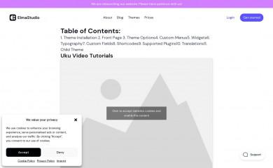 http://www.elmastudio.de/en/themes/uku/ screenshot