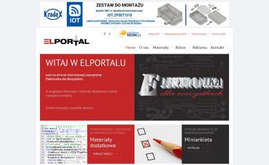 elportal.pl screenshot
