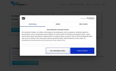 emailn.de screenshot