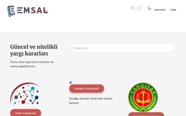 http://emsal.co screenshot
