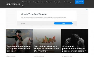 emprendices.co screenshot