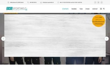 ems-sportwelt.ch screenshot