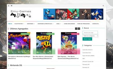 emu-games.com screenshot